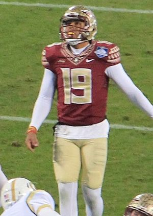 2015 Florida State Seminoles football team - Kicker Roberto Aguayo returned for his redshirt junior season.