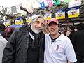 Roberto Poblete en el Te Deum Guachaca en Franklin.jpg