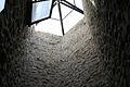 Rocca di Arquata del Tronto - vano interno della torre esagonale.jpg