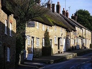 Abbotsbury village and civil parish in the English county of Dorset