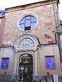 Rodez - Maison du Livre dans l'ancien cinéma Ciné Family.JPG