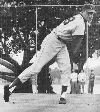 Roger Craig (baseball) - Craig in 1963