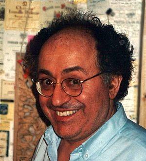 Roland Moreno - Roland Moreno in 1996.
