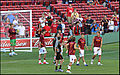Roma players at Fenway (4).jpg