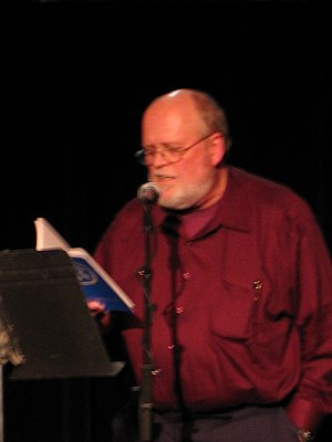 Ron Silliman - Ron Silliman reads from his work