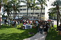 Rosenstiel-School-Courtyard-New-Students-Barbecue-08.JPG