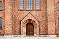 Roskilde Cathedral - door 01.jpg