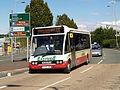 Rossendale Transport bus 55 (YJ05 JWD), 6 September 2007.jpg