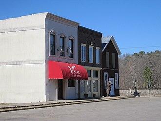 Rossville, Tennessee - Image: Rossville TN 01 2012 004