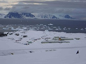 Image illustrative de l'article Base antarctique Rothera