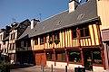 Rouen - 175-183 rue Beauvoisine - Ebeniste-Antiquaire 01.jpg