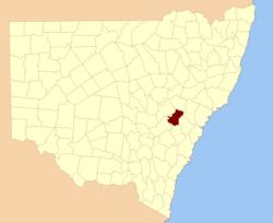 Roxburgh NSW