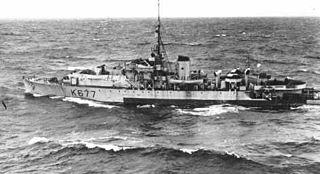HMCS <i>Royal Mount</i> (K677)