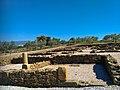 Ruínas Romanas de Cáparra, restos de paredes.jpg