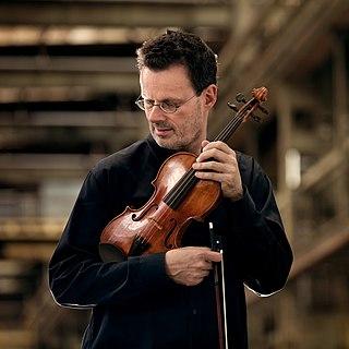 Rudolf Koelman Dutch violinist