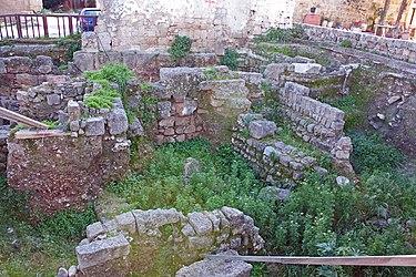 Ruins in Medieval Rhodes 2010 11.jpg