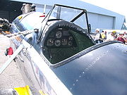 Ryan PT-22 Recruit instrument panel