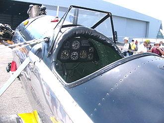 Ryan ST - Ryan PT-22 Recruit instrument panel