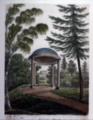 Rye-Gaard, søjlehus m. indskrift, Warwara Alexandrovna, d. 26. Aug. 1820. No. 90.png