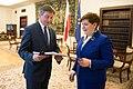 Rząd Prawa i Sprawiedliwości składa projekt ustawy 500 plus do Sejmu.jpg