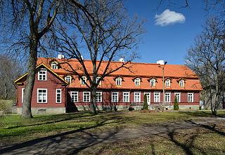 Särevere Small borough in Järva County, Estonia