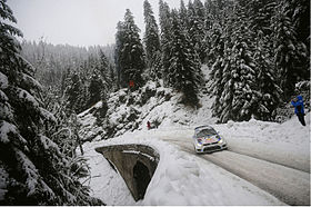 Image illustrative de l'article Rallye Monte-Carlo 2014
