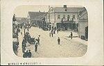 Słonim, Rynkavaja-Školny Dvor. Слонім, Рынкавая-Школьны Двор (1915).jpg