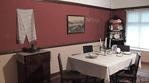 Hellenic Foundation for Culture - Philike Etairia - dining room