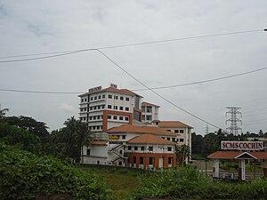Kalamassery - SCMS School of Management