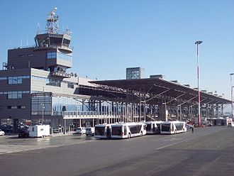 "Thessaloniki International Airport ""Macedonia"" - Image: SELANIK.THESSALONIKI 1 panoramio"