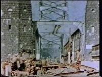 Colour film from before and after the bridge collapse (March 14–17)