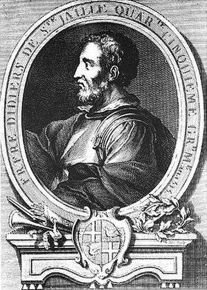 Didier de Saint-Jaille - Image: SMOM 46. GM Didier de Saint Jaille Stich