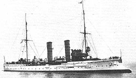 Image illustrative de l'article SMS Niobe (1899)