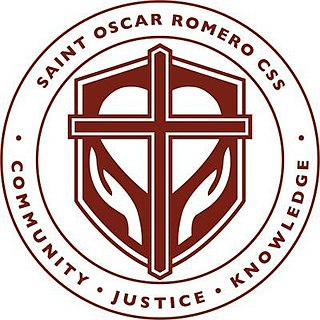 St. Oscar Romero Catholic Secondary School Bill 30 catholic high school in Rockcliffe–Smythe, Toronto, Ontario, Canada