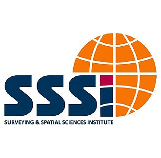 Surveying and Spatial Sciences Institute - Image: SSSI logo