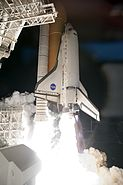 STS-131 launching 1
