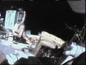 Tiedosto:STS-131 second spacewalk highlights.ogv