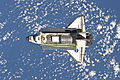 STS-133 Discovery approaches the Space Station.jpg