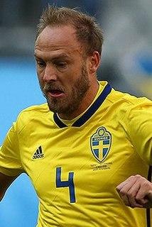 Andreas Granqvist Swedish footballer