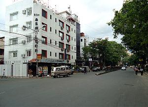 Sarat Bose Road - The Samilton Hotel