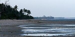 Saadani National Park - Image: Saadani beach
