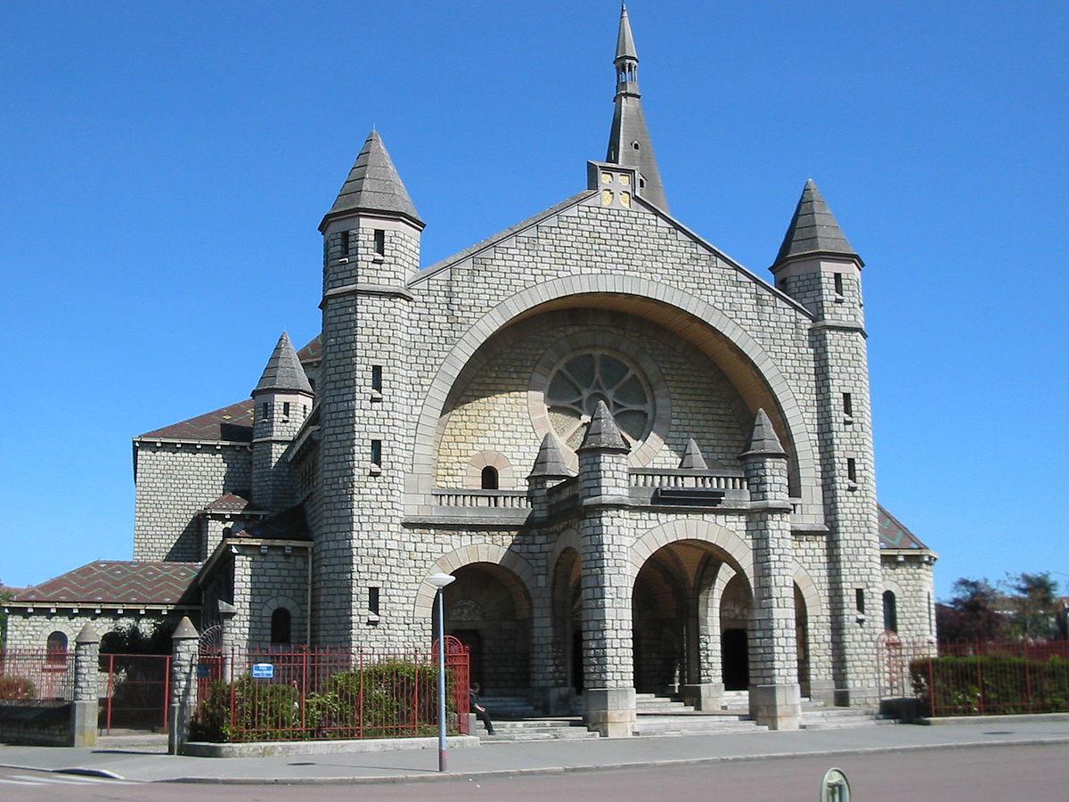 Glise du sacr c ur dijon wikipedia for Dijon architecture