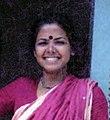 Sadhguru Jaggi Vasudev's wife Vijayakumari (01).jpg