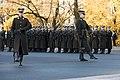 Saeimas priekšsēdētāja piedalās restaurētā Brīvības pieminekļa atklāšanā (37789632401).jpg