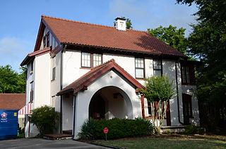 Safferstone House
