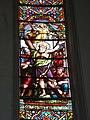 Saint-Sylvestre-Cappel (Nord, Fr) église, vitrail 01.JPG