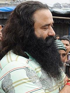 Gurmeet Ram Rahim Singh Former social reformer, preacher, and spiritual leader who was convicted of murder and rape.