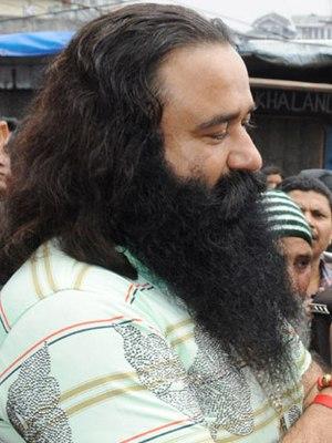 Gurmeet Ram Rahim Singh - Image: Saint Gurmeet Ram Rahim Singh Ji Insan (cropped)