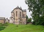 Saint Mary church in Vors 01.jpg