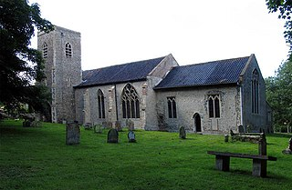 Briningham village in the United Kingdom